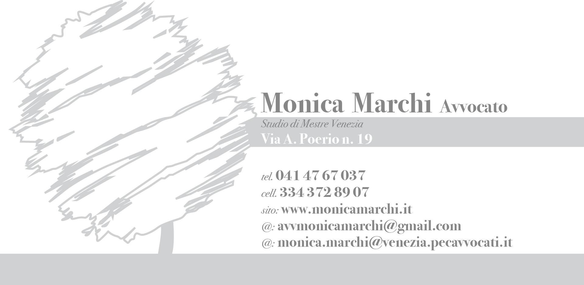Monica Marchi Avvocato